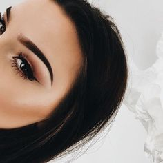 Gorgeous makeup - Fabmood | Wedding Colors, Wedding Themes, Wedding color palettes