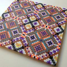Hama perler bead art by Junette