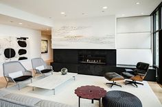 Nob Hill Penthouse by Maven Interiors  Pinned by a Taste Setter. www.thetastesetters.com