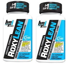 BPI Sports Roxylean Extreme Fat Burner and Weight Loss Supplement, Count BPI Sports Roxylean Extreme Fat Burner and Weight Loss Supplement, 60 Count Fat Burner, Weight Loss Supplements, Drink Bottles, Packing, Drinks, Sports, Count, Bag Packaging, Drinking