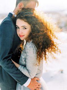 Olga & Daniil. Intimate winter wedding.  