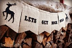 Let's Get Buck Wild Bachelorette by RawEdgeSewingCo on Etsy