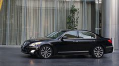 2013 Hyundai Genesis R-Spec 5.0