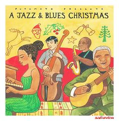 x-αδιαιρετου: Putumayo Presents - A Jazz & Blues Christmas