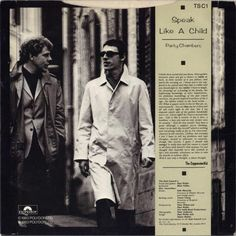 checkoutthebside: The Style Council - Mick Talbot & Paul Weller taken from the back sleeve photo of the Style Councils first single Speak Like A Child Mick Talbot paul weller style councile mods Perfect Man, A Good Man, The Man, Skinhead Reggae, The Style Council, Aquascutum, Thing 1, Best Albums, Music Photo