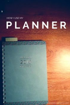 Creative way to use a weekly planner in college, high school, or life! Never miss an assignment or important date, organize your life to make it less stressful, and much more. http://danidearest.wordpress.com #organize #college #planner #dorm #study #highschool #school