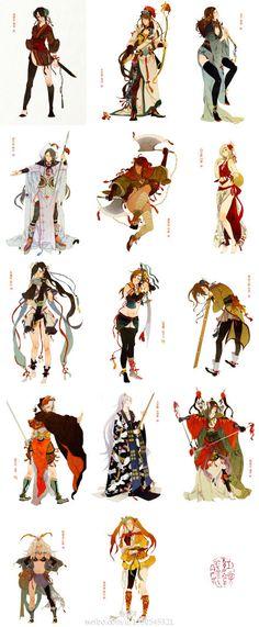 视觉艺术 【摄影】《Lady Madon...---I like the variety of people shown in this, they're very inspiring but also and interesting style.