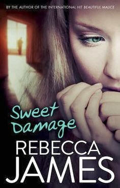 UK Cover: Sweet Damage - Rebecca James