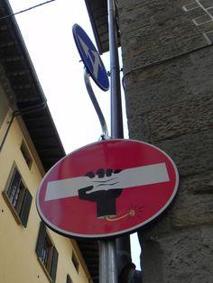 Florencia. Street art. Majo Buigues