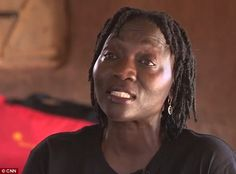 Interview: 'I'm proud of our name because my brother really has carried our name up there,' Auma Obama (pictured) told CNN in an interview from her Kenya hometown this week. 'It's made our mark in the world'