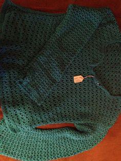crochet top tunic
