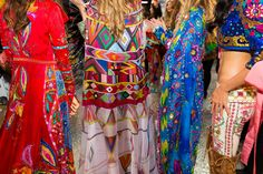 Inside the Victoria's Secret Fashion Show in Paris: Kendall, Gigi, and Irina Shayk's Baby Bump Reveal