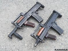 Rocketumblr | OTs-14 Groza