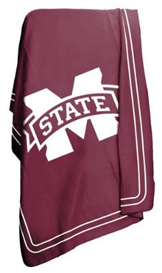 Mississippi State Bulldogs Blankets