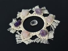 Allow your desires Crystal Grid Kit Inner by BeautySuppliesLand