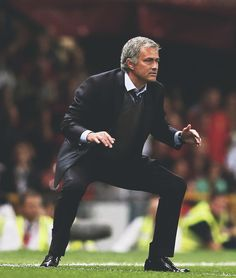 Jose Mourinho (Man United 0 - Chelsea 0) 26/08/13