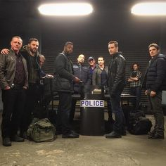 Chicago PD & SVU Crossover