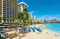 Outrigger On the beach Waikiki