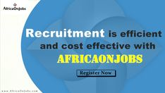 Best sites to find Jobs in Africa. You can search new jobs in Africa covering Executive Jobs Africa. Jobseekers can apply to the top Employer companies. Free Job Posting, Executive Jobs, Job Portal, Best Sites, Find A Job, Job Search, New Job, Ghana, Africa