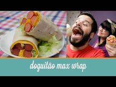 Doguitão Max Wrap | Cozinha para 2 - YouTube