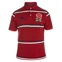 England Rugby 1871 Short Sleeve Stripe Pique Polo: England Rugby 1871 Short Sleeve… #EnglandRugbyShop #EnglandRugbyStore #EnglandRugby