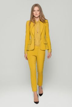 I think I need a mustard suit. Serious.