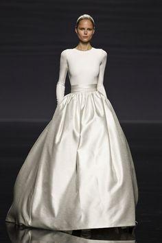 Absolutely stunning! Rosa Clara Fall 2104