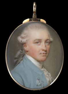 John Smart (1741 - 1811) James Whatman