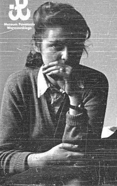 Fototeka Muzeum Powstania Warszawskiego #kobieta #moda #fashion #woman #haircut #fryzura #1944 #40's #vintage