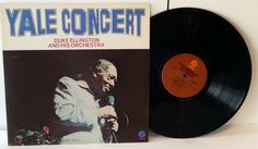 [b]out of stock[/b] DUKE ELLINGTON AND HIS ORCHESTRA yale concert - JAZZ, BLUES, Jazz-rock-prog, nearly jazz and nearly blues!