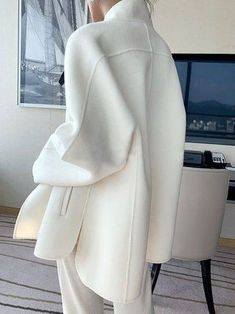 Look Fashion, Winter Fashion, Fashion Outfits, Womens Fashion, Fashion Design, Elegance Fashion, Midi Dress Work, Mode Mantel, Elegant Maxi Dress