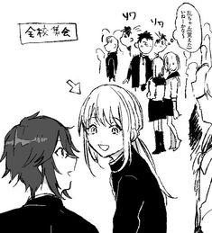 はやしね (@haya_sine) さんの漫画 | 5作目 | ツイコミ(仮) Touken Ranbu, Anime Art, Kawaii, Manga, Illustration, Character Design, Characters, Twitter, Color