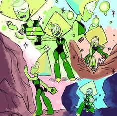 Peridot's weapon