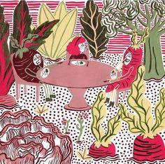 Lauren Humphrey Illustration.