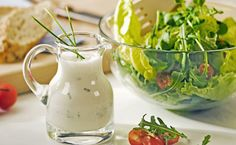 Epicure's Creamy 3 Onion Salad Dressing
