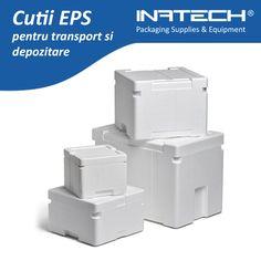 Cutii EPS pentru transport