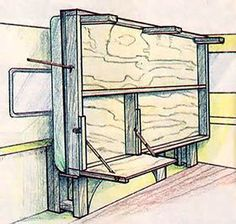 Convertible Camper Bed: Turn a