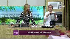 Aprenda a fazer pãezinhos de inhame e um delicioso patê de grão de bico para acompanhar. Siga a gente nas redes sociais! Twitter: @vocebonita Instagram: @vocebonitatv Facebook.com/vocebonitatv Site oficial: www.tvgazeta.com.br/vocebonita