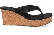 Zwarte Ugg schoenen Natassia slippers