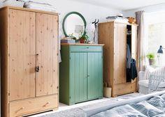 IKEA Catalog 2015. Wood simplicity. Who needs dressers? $499 & $399 each.