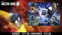 Scificollector Doctor Who First Day Cover Stamps