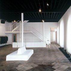 Ann Demeulemeester - Antwerp store | Leopold de Waelplaats