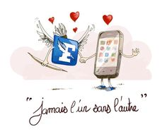 Une place de choix pour le graphisme dans les réseaux sociaux. A partager !!!
