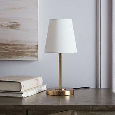 Arc Mid-Century Table Lamp - Small | west elm