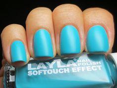 Layla soft touch effect Aque Zen