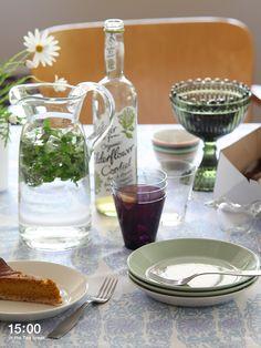 iittala Pottery, Plates, Table Decorations, Tableware, Koti, Interior, Beautiful Things, Bowls, Home Decor
