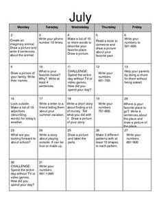 Summer Homework calendar   these are great activities   Excellent     Comics Workshop   WordPress com Summer Homework Calendars Pack
