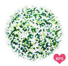 St. Patrick's Day Nonpareil Sprinkles