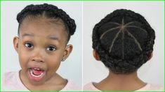 Crown Braid for Black Hair 10750 Crown Braid Hairstyles for Little Girls Sekora and Sefari - Hairstyle ideas 2019 - Teenage Hairstyles, Baby Girl Hairstyles, Black Women Hairstyles, Kids Hairstyle, Woman Hairstyles, Popular Hairstyles, Hairstyle Ideas, Hair Ideas, French Braid Hairstyles