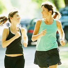 workout buddies make excersizing SO much easier, more fun!!